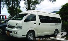 Mini van type / Pattaya Airport Transfer Service