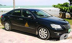 Sedan car type / Pattaya Airport Transfer Service